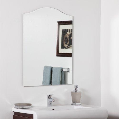 Decor Wonderland Allison Modern Bathroom Mirror ()