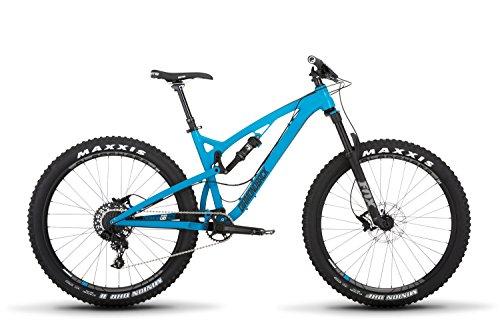 Diamondback Bicycles Catch 2 27.5+ Full Suspension Mountain Bike, Blue, -