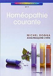Homéopathie courante : Par vous-même