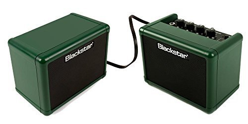 Blackstar Fly 3 Limited Edition Mini Amplifier - Green - Battery Powered Stereo Amplifier