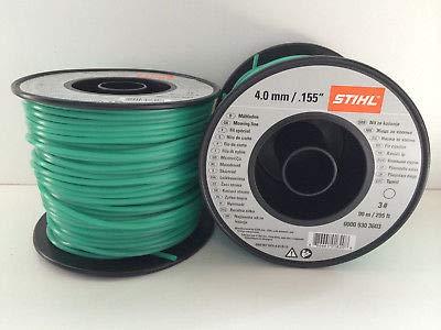Stihl Cable para desbrozadora redondo tipo erizo de nailon, 4 m x ...