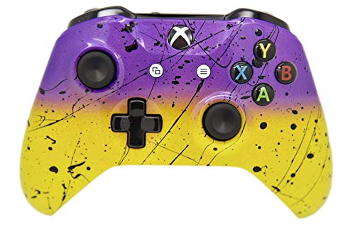 Hand Airbrushed Fade Xbox One Custom