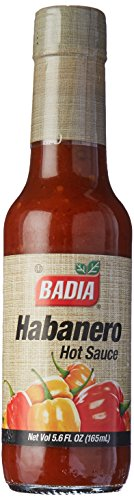 (Badia Habanero Hot Sauce 5.6 oz)