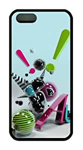 3D abstract art PC Black Case For Samsung Galaxy S5 Cover Case For Samsung Galaxy S5 Cover