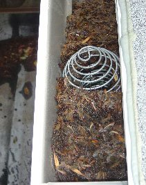 Buy copper gutters and downspouts screws