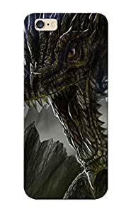 Design For Iphone 6 Plus Premium Tpu Case Cover Dragon Monster Protective Case