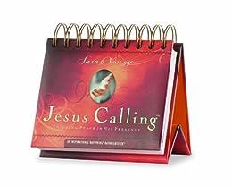 Jesus Calling: 365 Day Perpetual Calendar (An Inspirational Dayspring DayBrightener)