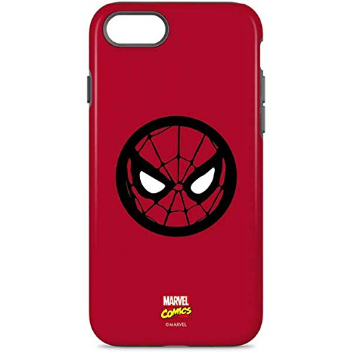 on sale cc365 90ac1 Amazon.com: Spider-Man iPhone 8 Case - Spider-Man | Marvel & Skinit ...