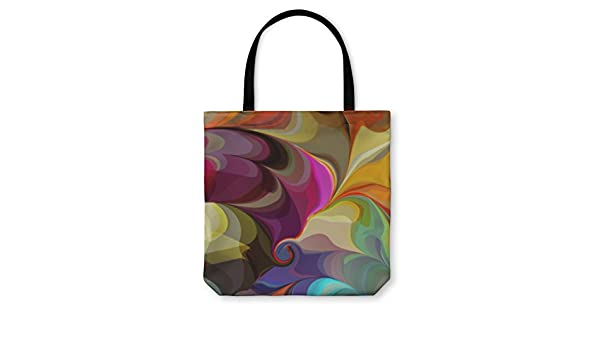 Watercolor Abstract Gear New Shoulder Tote Hand Bag 1536690GN