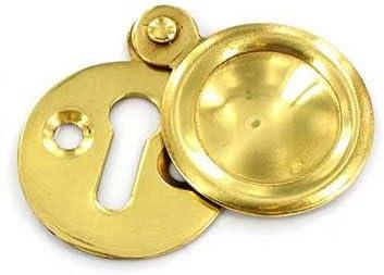Securit Embellecedor de cerrojo con tapa