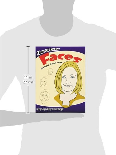Large Product Image of How to Draw Faces (Dover How to Draw)