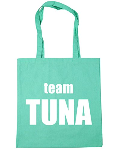 x38cm litres 42cm Gym Bag office HippoWarehouse Shopping Tuna Mint 10 Tote Team Beach Xpwzw8PqBx