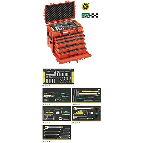 STAHLWILLE(スタビレー) 13214AWT/LR 航空機整備工具セット (98814905) スポーツ レジャー DIY 工具 その他のDIY 工具 14067381 [並行輸入品] B07PT9G1DT