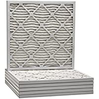 20x20x1 Ultimate Allergen Merv 13 Replacement AC Furnace Air Filter (6 Pack)