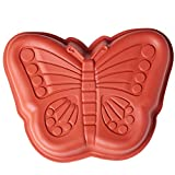 Silicone Butterfly Cake Pan, Baking Mold Non-stick Silicone Baking Pan Bread Bundt Pan Homemade Cake Decorating Tools