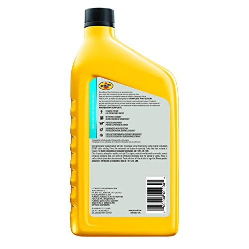 Buy pennzoil ultra platinum 5w30 review