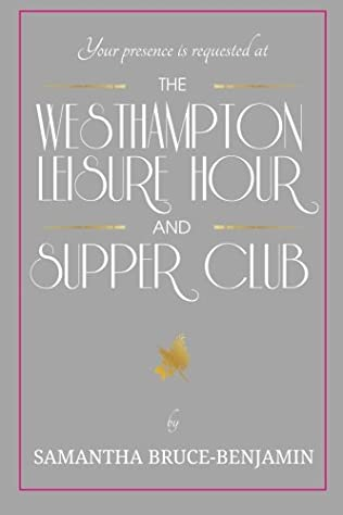 book cover of The Westhampton Leisure Hour and Supper Club