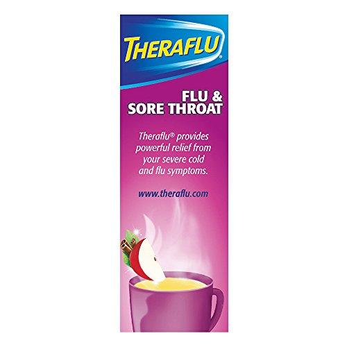 Theraflu for Flu and Sore Throat, Cinnamon