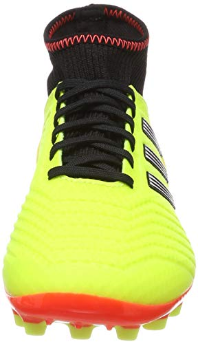 Da Ag 3 cblack Adidas Giallo 18 solred solred syello Calcio Scarpe Predator cblack Syello Uomo HqaqXxnt