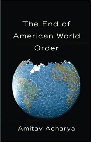 Buy The End Of American World Order Book Online At Low Prices In