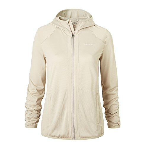 Coat Asmina Light Gris Travel Nosilife Foncé White Stretch Ladies Craghoppers qxaHYwRZa