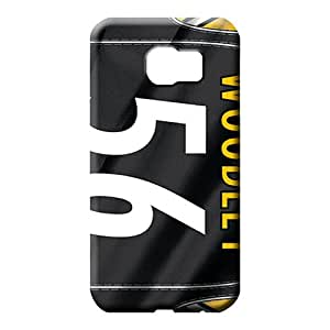 samsung galaxy s6 edge Excellent Tpye skin phone covers pittsburgh steelers nfl football