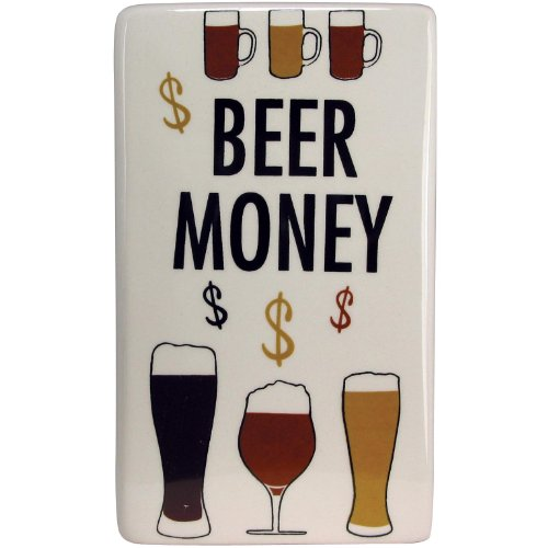 About Face Designs Beer Money Pretty Penny Banks (Banks Furniture)