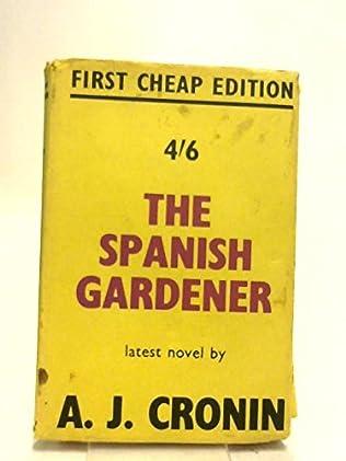 book cover of The Spanish Gardener