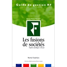 les fusions de societes 3e ed.