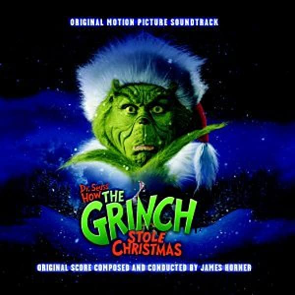 How The Grinch Stole Christmas 2000 Film James Horner Amazon Ca Music