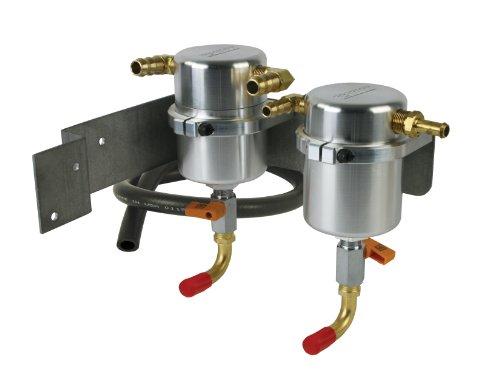 Moroso 85489 Air and Oil Separator for Subaru WRX