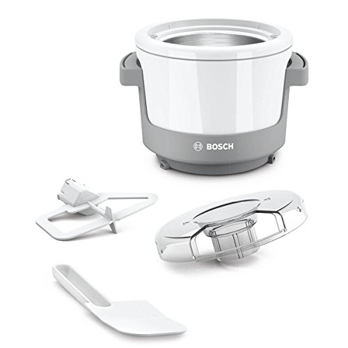 (Bosch MUZXEB1 Lifestyle Set Froze Ndreams with Ice Maker and Splash Guard Lid Opening White)