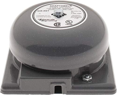 Edwards Signaling - 4 Inch Diameter, 24VDC Bell