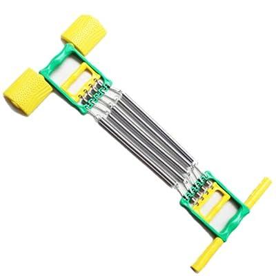 3 In 1 Multifunction Carbon Spring Steel Wires Spring Exerciser(Color Random)