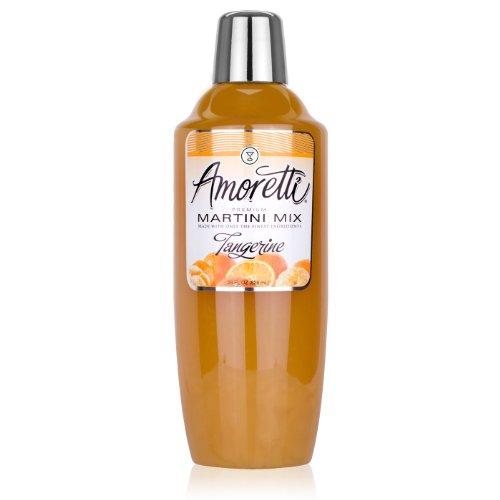 Amoretti Tangerine Martini Cocktail Mix (28 fl oz)