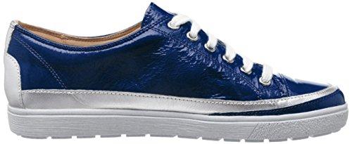 Derby 819 de Azul Navy Mujer Cordones Mult Napa Caprice 23654 Zapatos para P4p6IUx