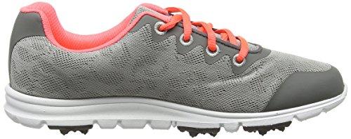 FootJoy Women's Enjoy Golf Shoes Grey Mist Size 8.5 M US by FootJoy (Image #6)
