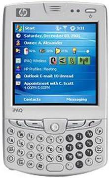 HP iPAQ HW6915 - Smartphone [Importado de Alemania]: Amazon.es: Electrónica