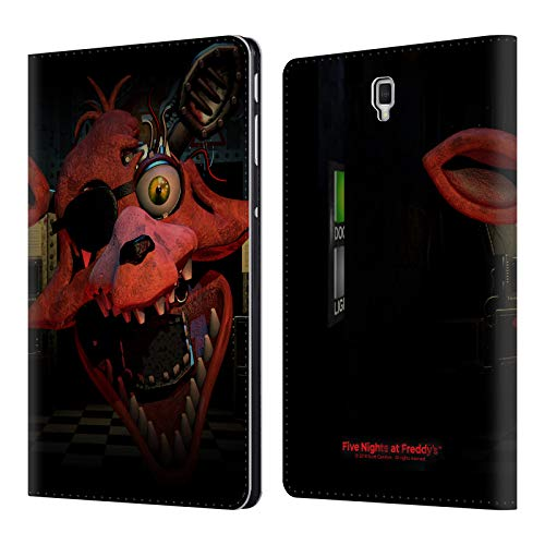 - Official Five Nights at Freddy's Withered Foxy Game 2 Leather Book Wallet Case Cover for Samsung Galaxy Tab S4 10.5 (2018)