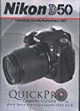 Nikon D50 - A Premium Quality Instructional DVD by QuickPro Camera Guides