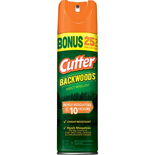 Cutter Backwoods Insect Repellent (Aerosol) (HG-96281) (7.5 (Best Cutter Bird Repellents)