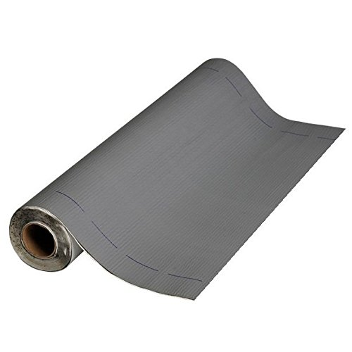 (MFM Peel & Seal Self Stick Roll Roofing (1, 36in. Gray))