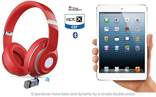 Maceton Aluminum Wireless Bluetooth Receiver with 3 5mm