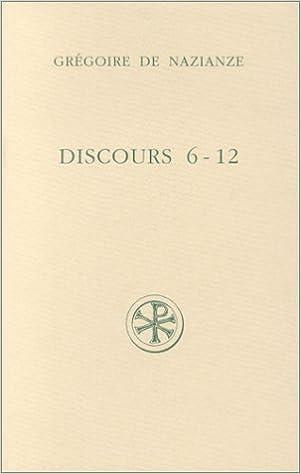 En ligne DISCOURS 6 A 12. Edition bilingue français-grec pdf