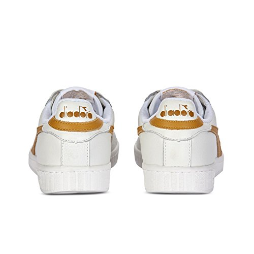 Low Diadora Waxed L Sneaker Basso Collo a Game Unisex zEnWERg