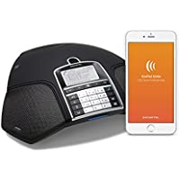 Konftel 300IPx IP Conference Station - Wired/Wireless - Bluetooth - Liquorice Black