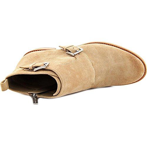 Chaussure Bottines Femmes MICHAEL KORS Adams Monk Strap Bootie Suede DK Khaki