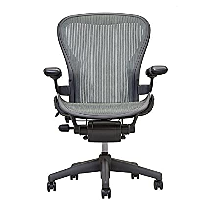 classic office chair. Herman Miller Aeron Classic Office Chair Gray Color Basic Model For  Conference Room Open Box Classic Office Chair