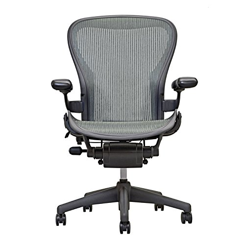 Herman Miller Aeron Classic Office Chair Gray Color for sale  Delivered anywhere in USA