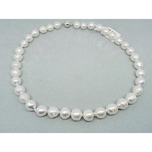Collier Femme 07P2perles perles